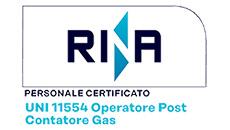 Personale certificato RINA